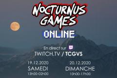 Nocturnus Games Online