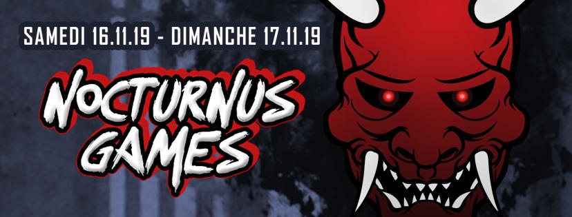 Nocturnus Games 2019